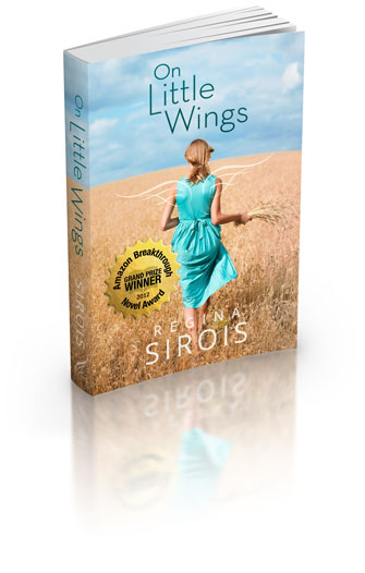 On Little Wings a book by Regina Sirois